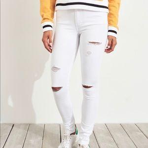 Classic Stretch High-Rise Super Skinny Jeans